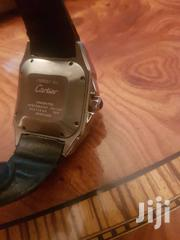 Urgent Sale Cartier Watch Santos Xl 100 Used | Watches for sale in Nairobi, Kilimani