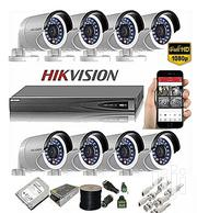 Hikvision CCTV Cameras Full Installation Kit 8 Channel 1080p | Security & Surveillance for sale in Nairobi, Nairobi Central