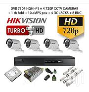 Hikvision CCTV Security Cameras - 4 Channel Kit- 720p 1 TB HDD | Cameras, Video Cameras & Accessories for sale in Nairobi, Nairobi Central