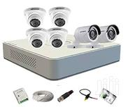 Hikvision CCTV Cameras Full Installation Kit 8 Channels 720p | Cameras, Video Cameras & Accessories for sale in Nairobi, Nairobi Central