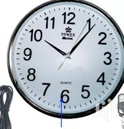 FULL HD 1920*1080 Quality Wall Clock Hidden Spy Camera | Security & Surveillance for sale in Nairobi, Nairobi Central