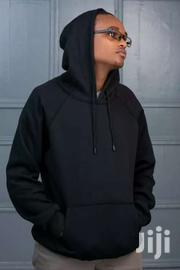 Great Quality Black Plain Hoodie | Clothing for sale in Nairobi, Nairobi Central
