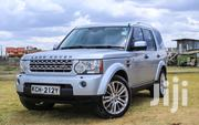 Land Rover LR4 2009 Silver | Cars for sale in Nairobi, Woodley/Kenyatta Golf Course
