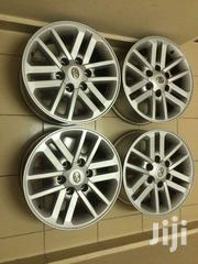Hilux Vigo Sports Rims Size 17set | Vehicle Parts & Accessories for sale in Nairobi, Nairobi Central