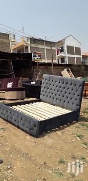 Tufted Bed | Furniture for sale in Nairobi, Kasarani