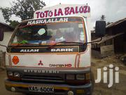 Mitsubshi Canter KAS HD 2009 White | Trucks & Trailers for sale in Mombasa, Majengo