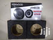 """Kenwood 6 Inch Car Door Speakers 300w Peak Power With Cabinet 6 Inch"""" 