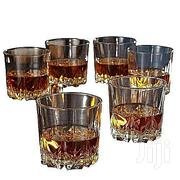 6 Whisky Glasses Set - 6 Pieces | Kitchen & Dining for sale in Nairobi, Pangani
