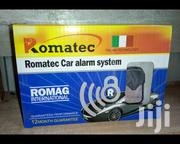 Romatec Car Alarm, Free Installation Within Nairobi | Vehicle Parts & Accessories for sale in Nairobi, Zimmerman