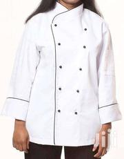 Chef Jacket With Black Pipping | Clothing for sale in Nairobi, Nairobi Central