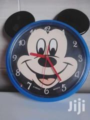 Mickey Mouse Wall Clock | Home Accessories for sale in Nairobi, Parklands/Highridge