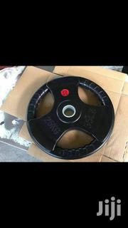 Tri Grip Weight Plates Olympic | Sports Equipment for sale in Nairobi, Nairobi Central
