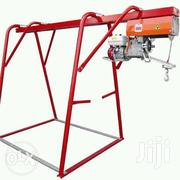 Italy Hoist Machine 1 Tonne | Manufacturing Materials & Tools for sale in Machakos, Syokimau/Mulolongo