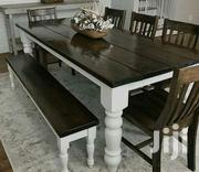 Dining Table Pure Wood Made On Order | Furniture for sale in Nairobi, Ngara