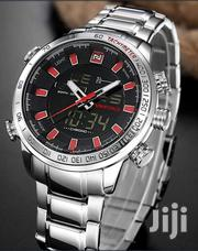 Sliver Red Watch | Watches for sale in Nairobi, Nairobi Central