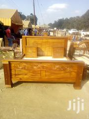 Wooden Bed (KING SIZE) | Furniture for sale in Nairobi, Ngando