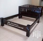 Bed Made of Mahogany Wood | Furniture for sale in Uasin Gishu, Racecourse