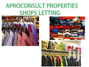 Gents Clothes and Accessories Shop to Let Ksh. 40K | Commercial Property For Rent for sale in Nairobi, Nairobi Central