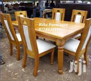 6seater Dinning Table Made of Mahogany Wood | Furniture for sale in Kajiado, Ngong
