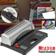 Binding Machine Paper Comb Punch Binder 21 Hole / 450 Sheets | Stationery for sale in Nairobi, Nairobi Central