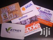 Business Card Printing | Other Services for sale in Nairobi, Embakasi