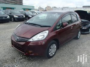 New Honda Fit 2013 5D Sport Brown