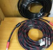 Hdmi Cable Rubber Quality 20 Meters | TV & DVD Equipment for sale in Nairobi, Nairobi Central