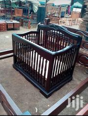 Babycrib Made Of Mahogany | Children's Furniture for sale in Nairobi, Karen