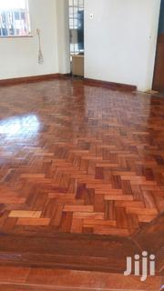 Wooden Floor Sanding And Varnishing | Building & Trades Services for sale in Nairobi, Kawangware