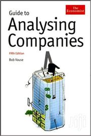 Guide to Analysing Companies-Bob Vause | Books & Games for sale in Nairobi, Nairobi Central
