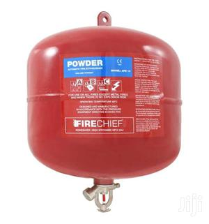 New Automatic Dry Powder Fire Extinguisher 6kg & 9kg Deliver Install