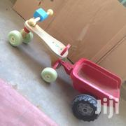 Wooden Trike And Trailer | Toys for sale in Nairobi, Kahawa West