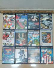 Playstation 2 With 12 Cds | Video Games for sale in Mombasa, Shimanzi/Ganjoni