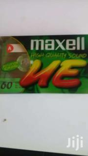 Brand New Empty Blank Cassette Maxwell UE 60 | Laptops & Computers for sale in Nairobi, Nairobi Central