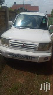 Mitsubishi Pajero IO 2000 White | Cars for sale in Kajiado, Ngong