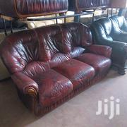 Ex UK Leather Seats 5 Seater | Furniture for sale in Nairobi, Mihango