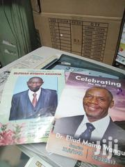 Eulogy Programs | Computer & IT Services for sale in Nairobi, Nairobi Central