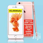 iPhone 6s 32GB With 1 Year International Warranty  With Face Time | Mobile Phones for sale in Mombasa, Mji Wa Kale/Makadara
