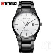 Curren Stainless Steel Men Date Watch | Watches for sale in Nairobi, Nairobi Central