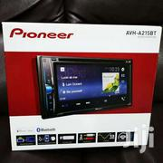 Pioneer  AVH-A205BT  Bluetooth Multimedia Receiver  Dvd/Fm/Bluetooth | Vehicle Parts & Accessories for sale in Nairobi, Nairobi Central