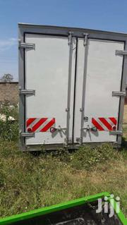 Insulated Body With The Fridge Well Working | Vehicle Parts & Accessories for sale in Mombasa, Changamwe
