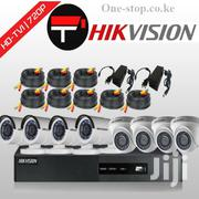 Eight 8 Hikvision 720P 1mp Complete CCTV Cameras System Package   Cameras, Video Cameras & Accessories for sale in Nairobi, Nairobi Central