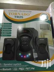 2.1 Tornado Home Theater System With Bluetooth FM Radio USB Warranty | Audio & Music Equipment for sale in Nairobi, Nairobi Central