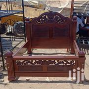 Quality Strong Bed 5 X 6 | Furniture for sale in Nairobi, Ngando