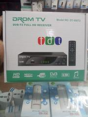 Drom TV Dvb-t2 Decoder Full HD Digital Terrestrial Receiver | TV & DVD Equipment for sale in Nairobi, Nairobi Central