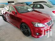 Lexus IS 2013 Red | Cars for sale in Mombasa, Majengo