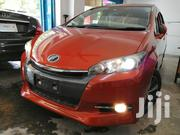 Toyota Wish 2013 Red | Cars for sale in Mombasa, Majengo