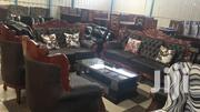 Antique 7 Seater Leather Sofas | Furniture for sale in Nairobi, Eastleigh North