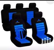 Universal Fabric Blue Black Seat Cover | Vehicle Parts & Accessories for sale in Nairobi, Nairobi Central