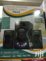 Tornado Home Theater System With Bluetooth FM Radio USB SD Card Slot | Audio & Music Equipment for sale in Nairobi, Nairobi Central
